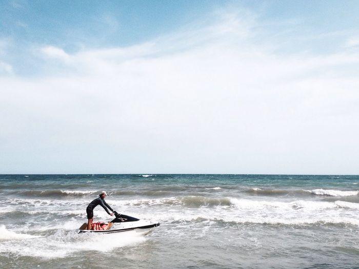 Sea Scooter Muine Vietnam