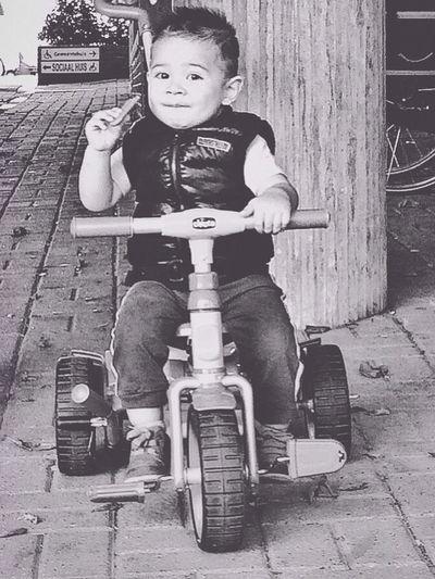 Junior Biker