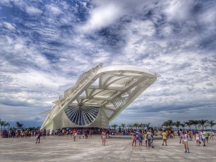 Sky Architecture Cloud - Sky Built Structure Arts Culture And Entertainment Brasil ♥ Rio De Janeiro
