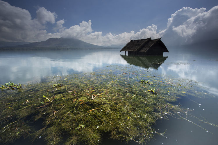 Lake house Taking Photos Hanging Out That's Me Hello World Enjoying Life Relaxing Check This Out Hi! Cheese! Lake Bali INDONESIA Travel Photographer Photo Trip Wallpaper View Background Mountain Sky Clouds Volcano Active