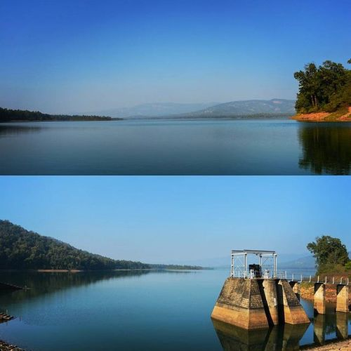 Dandadhar Dam, Kankadahad Kamakhyanagar Dhenkanal Odisha India Nature Beautiful Horizon Outing