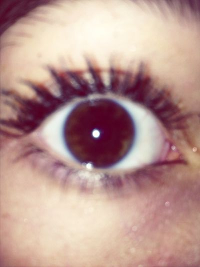 I Like Taking Pictures Of My Eyes