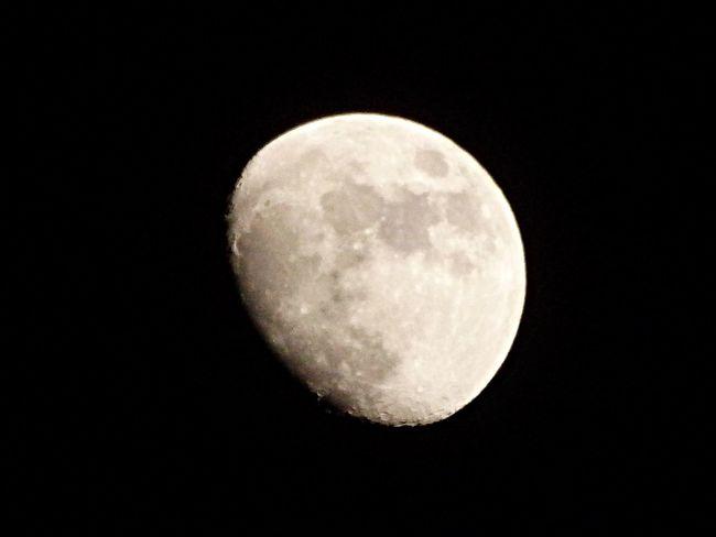 月齢11.06 Moon OLYMPUS SH-50