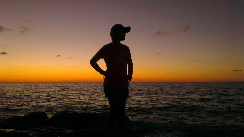 Backlight Beach