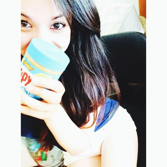 Peanutbutter Me :)  Selfie Hi!