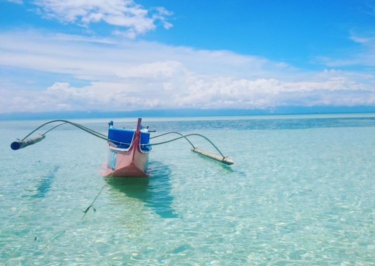 Alone @Virgin Island Panglao, Bohol Bohol Philippines Eyeem Philippines Philspots_ph Itsmorefuninthephilippines Choosephilippines Countryside Beachphotography Water Summer Views EyeEm Best Shots - Nature The Great Outdoors - 2017 EyeEm Awards