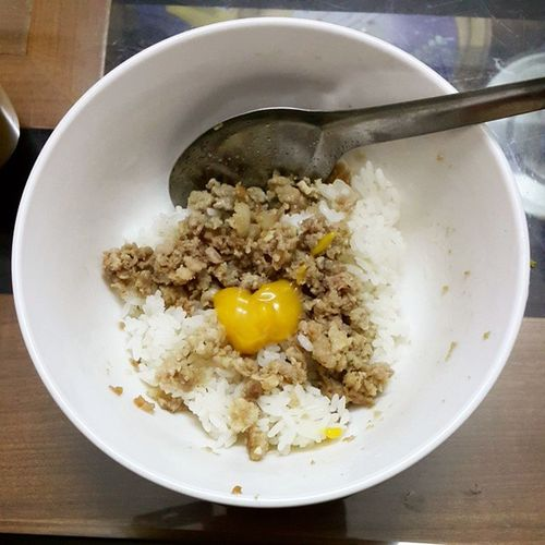 Dinner Thịtbăm Mùtạt Mậtong Wasabi Honey Fuckinawesome Winter Night Vietnam Fat
