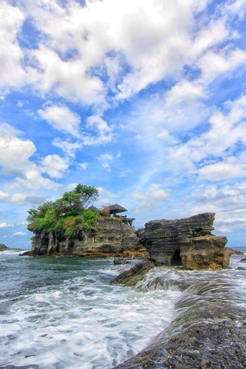 Still at TanahLot with other perspection..? Landscape Landscape_Collection EyeEm Best Shots EyeEm Indonesia