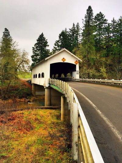 Rochester Covered Bridge CoveredBridge Oregon Covered Bridges Of Oregon