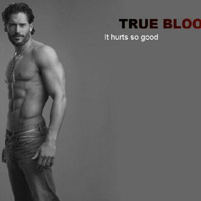 JoeManganiello AlcideHerveaux Trueblood @all_things_trueblood @truebloodlovers @truebloodpics @truebloodmeme