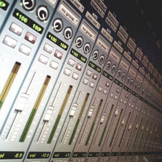 Protools Avid ProtoolsHD DAW mixer studio exilestudios instagram