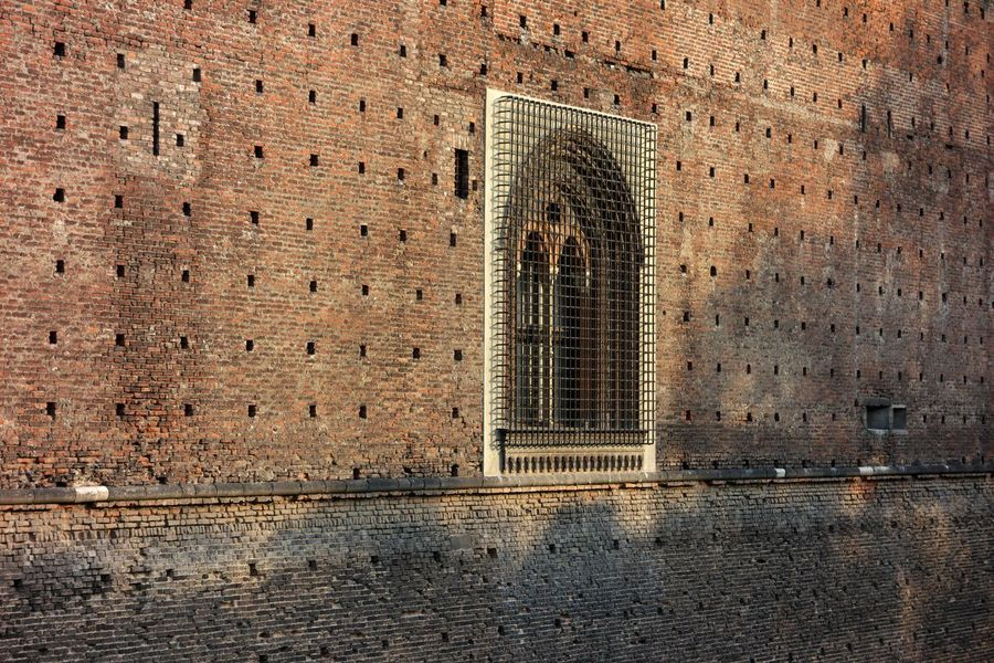 Architecture Built Structure Building Exterior Brick Wall Arch History No People Building Window The Past Wall - Building Feature Brick Wall Day Old Travel Destinations Outdoors Pattern