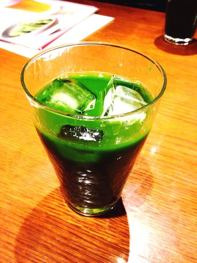 Green tea !!