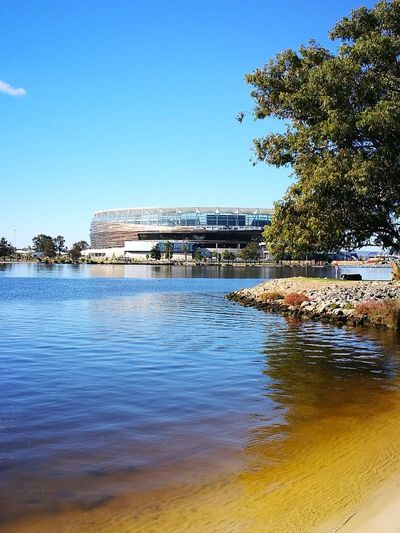 Beach Water Sea Sky Vacations Tranquility Outdoors Day Summer Nature Clear Sky Sand No People Tree Scenics Beauty In Nature City Perth Australia HuaweiP9Photography Perth Western Australia New Arena Sportingvenue East Perth
