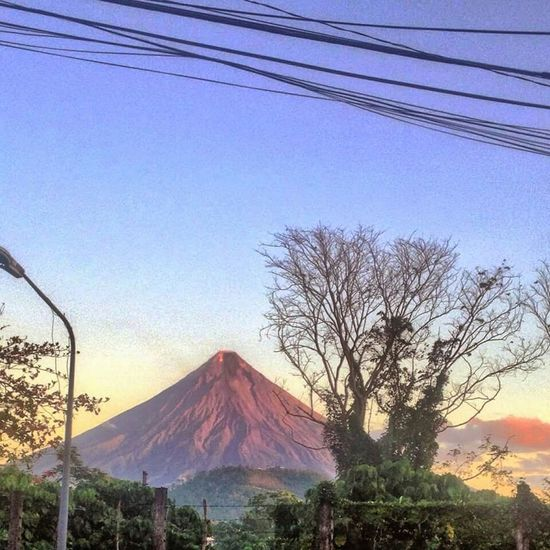 Looking To The Other Side of Mt.Mayon Volcano in Albay,bicol Eyeem Philippines No Filter, No Edit, Just Photography Coral By Motorola Violet By Motorola