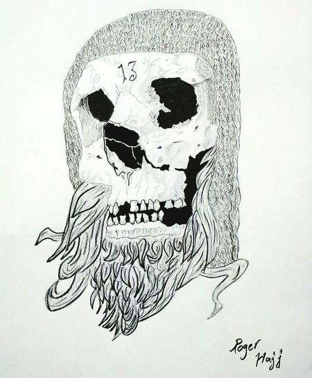 Devil Art Attack Drawing Draw By Me Pencil Drawing Artattack Art Follow For More Skull Need Followers