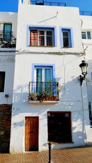 Travel Photography Pueblosblancos Taking Photos Life Blue White Faces Of Summer