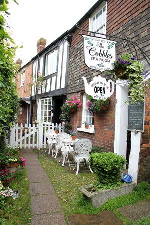 Afternoon Tea Ancient Town East Sussex Tea Room Tea Time Teatime