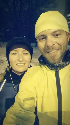 Snowing Running Time