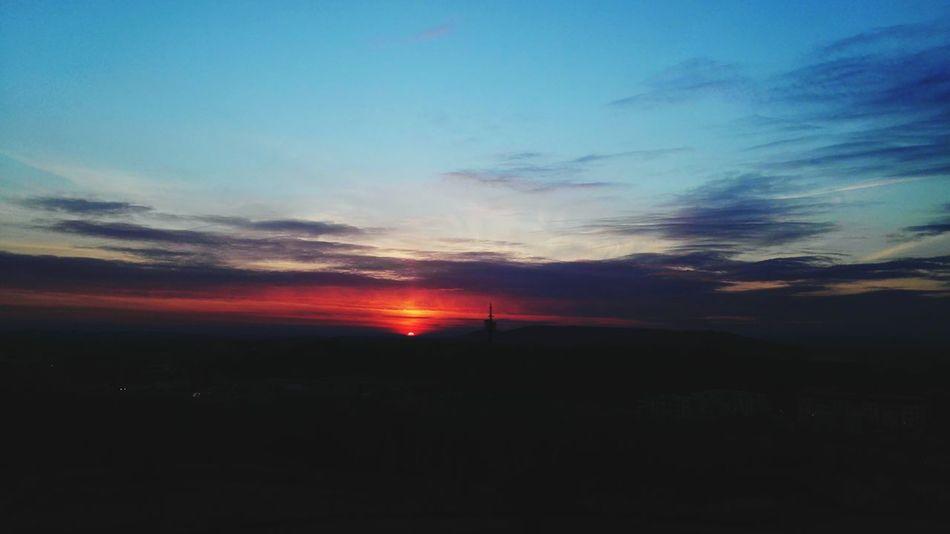 GalosikFotografę Galosikphotigraphere Sunset Zachód Słońca Krakow Kraków, Poland KrakusMound KopiecKraka Springtime Springinkrakow WiosnaWMieście Eeyem Photography Eyemphotography