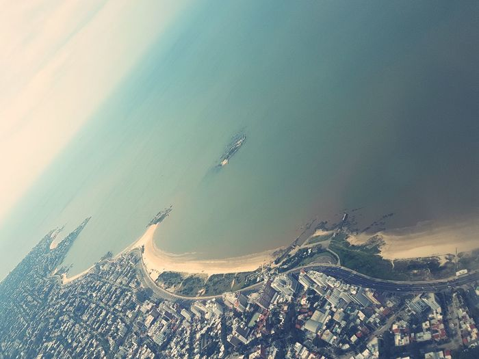 Montevideo from
