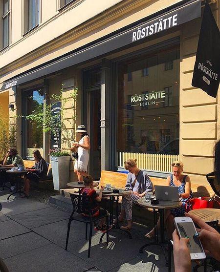 Coffeeshop Berlin Röststätte Bestcoffeeberlin