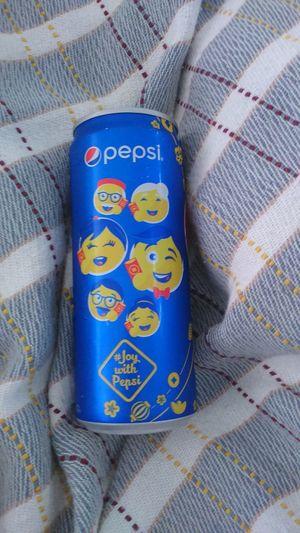 Pepsi Pepsi Close-up No People Blue Pepsi Logos Joy With Pepsi
