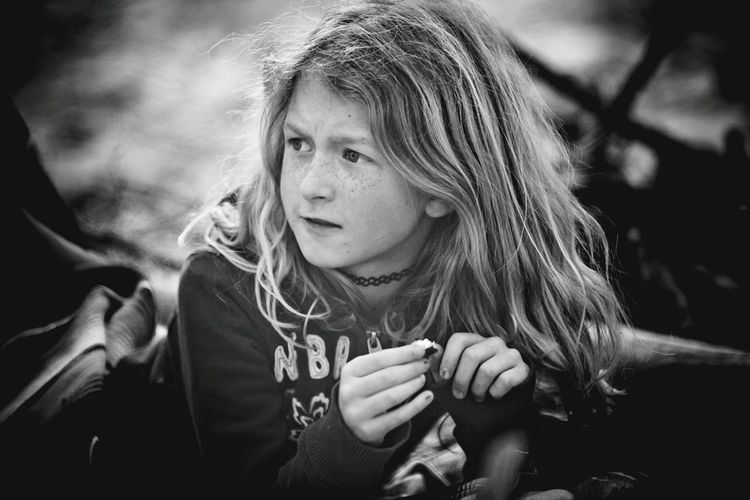 Child Girl Teenage Girls Teenager Long Hair People Outdoors Hair Close-up One Person Freckle Freckles Freckled Freckled Girl Beautiful Girl Black & White Black And White Blackandwhite Beauty Beautiful People EyeEmNewHere Resist The Portraitist - 2017 EyeEm Awards The Photojournalist - 2017 EyeEm Awards Black And White Friday Be. Ready.