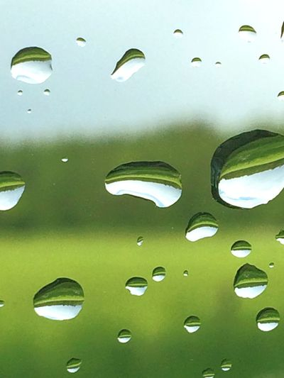 Water Waterdrops Waterdrop Upside Down Reflection Cloudjunky Dutch Landscape Nature_collection Naturelovers Water Droplets