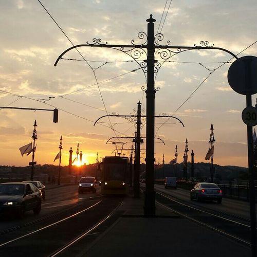 Budapest Hungary Bridge Isola Margherita Travel Photography Travelling Sunset Love