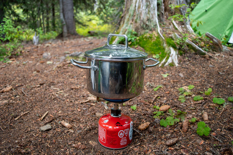 Camping Burner