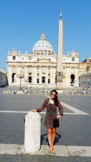 Vatican BasilicaDiSanPietro Holiday Enjoying Life Summer ☀ Sunnyday☀️ Hello World Polishgirl Love♥