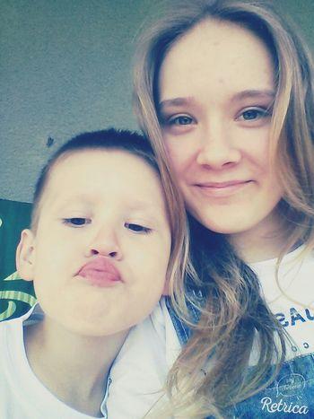 Withmybrother Selfie ✌ . 😄😄😄