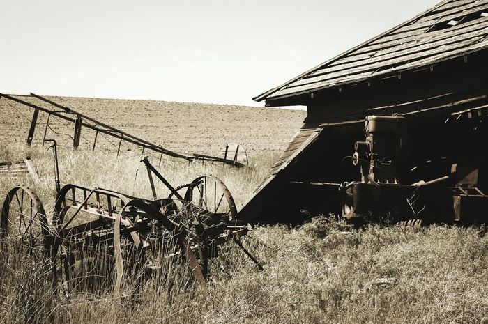 Rustic Farm Life Sepia_collection Eyemnaturelover Hrd Nikonphotography Rust Eye4photography