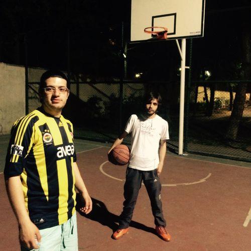 Geçen yine akıyoruz :) Basketball