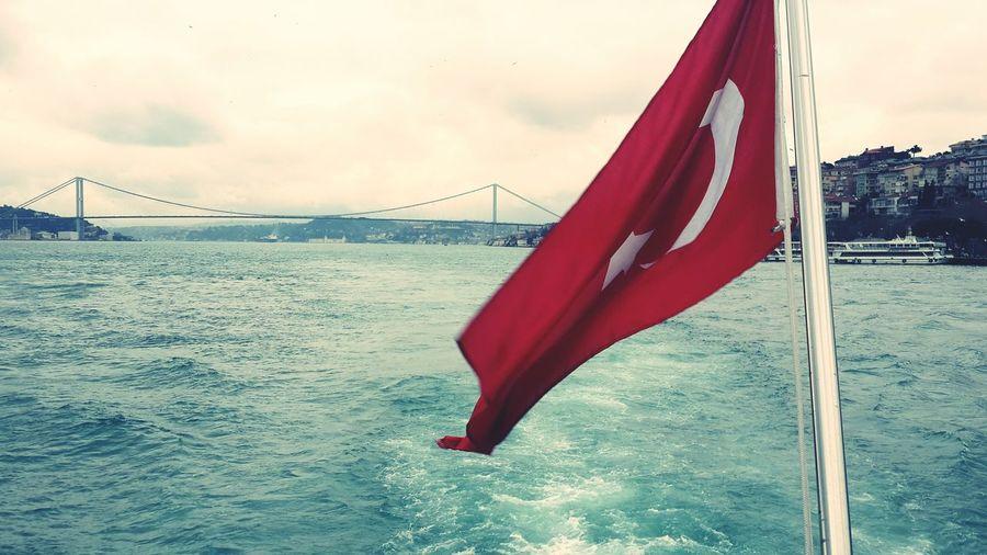 Bogazturu Gezmeler Istanbul Turkey Vapur