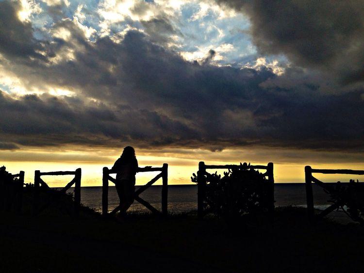 Cloudporn Sunset Bali