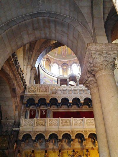 Golgotha Christianity Oldcity Jerusalem Isreal  Church