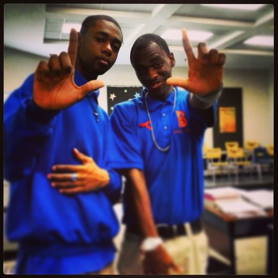 me nd my nigga Michael still and always will keep it laced up #EST4LIFE