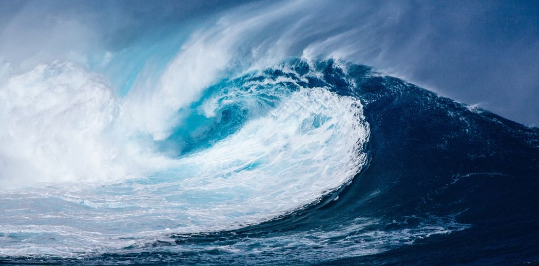 Power In Nature Sea Wave Crash Blue Motion Water Breaking Sky Humpback Whale Force Whale Glacier Iceberg Animal Fin Hitting Dominican Republic Tail Global Warming Sea Life Iceland Dolphin Glacial Aquatic Mammal Impact High-speed Photography Iceberg - Ice Formation Splashing Diving