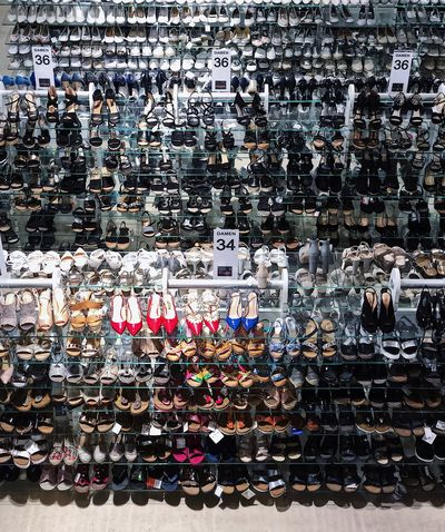 shoes shoes shoes Shoe Company Industry Local Retail Trade Retail Display Retail  Money Buying Consumerism Lifestyles Shoe Addiction Store Womens Shoes Women Shoes Store Shoes Text Full Frame Backgrounds Abundance Communication No People Day Outdoors Close-up