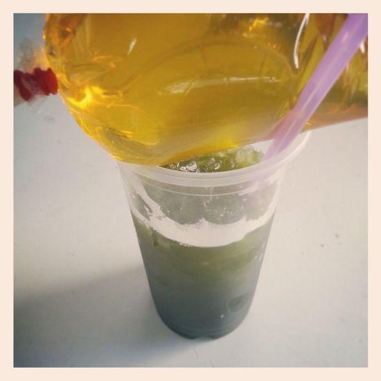 Chrysanthemum Tea Vs Centella Asiatica Water