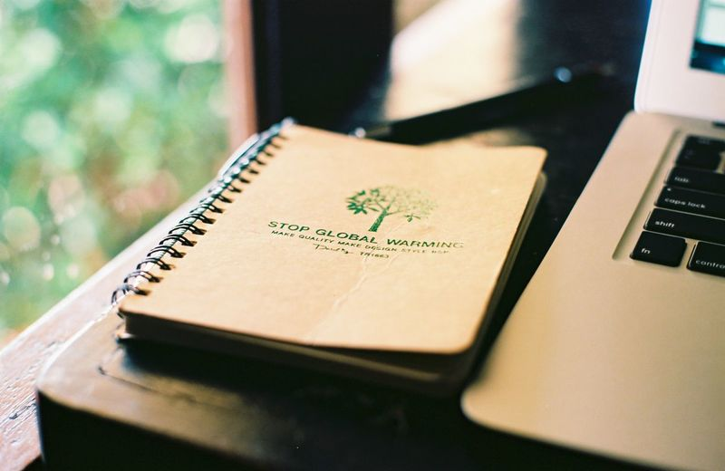 Book Note Pad