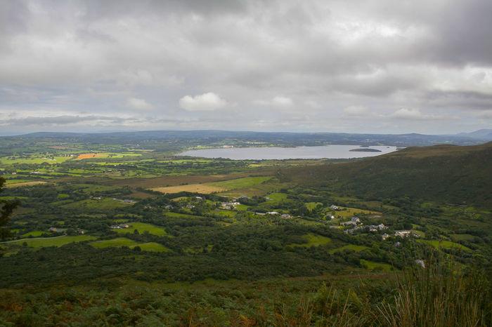 Cloud Killarney  Killarney Ireland Killarney National Park Nature View Beauty Beauty In Nature Beauty In Nature Cloud - Sky Clouds And Sky Day Horizon Killarneynationalpark Landscape Leak Mountains Nature No People Sky