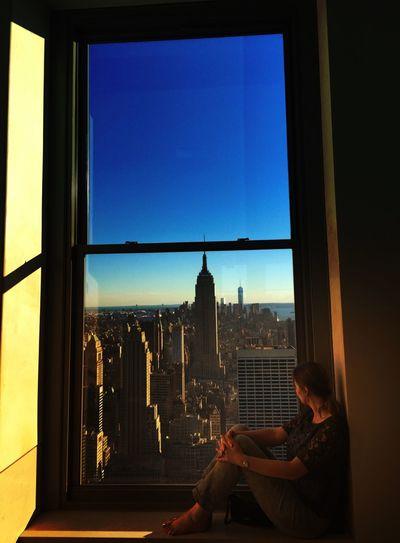 peaceful vista, New York