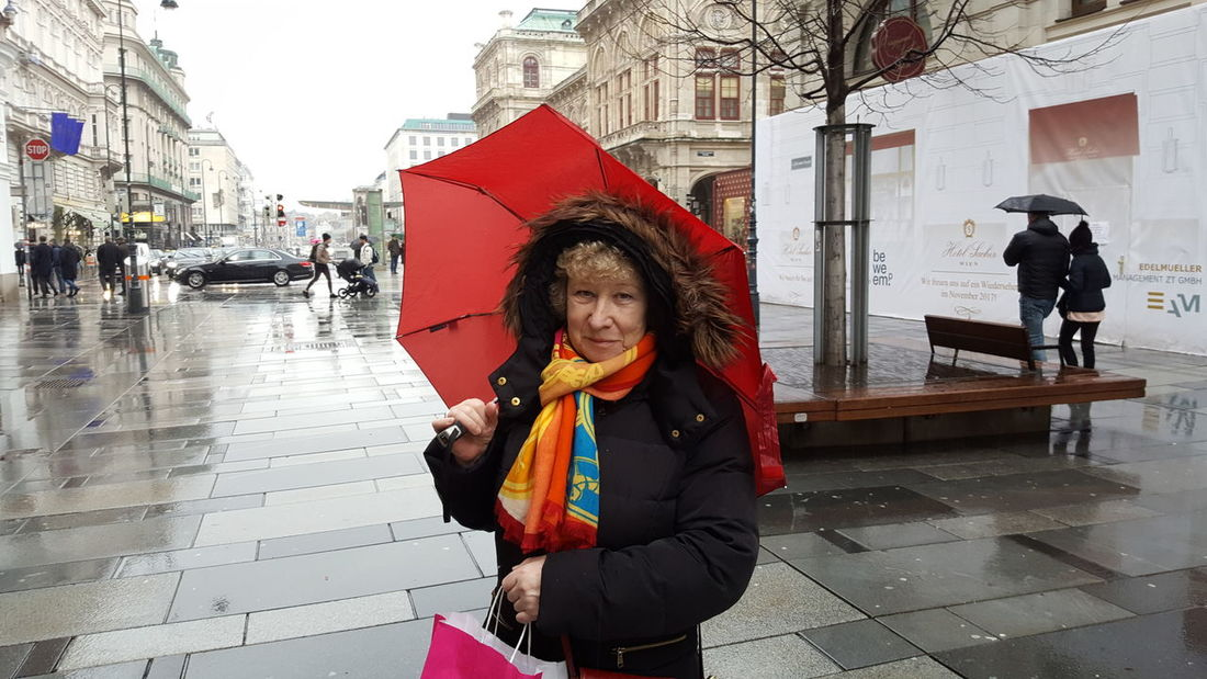 Woman Portrait with Red Umbrella Umbrella Revolution Umbrella☂☂ Adults Only Only Women One Woman Only Street Front View City Life Portrait Cold Temperature Vienna Vienna_city Vienna, Austria Vienna View  Vienna Alps Vienna Is Different Vienna View  Vienna Austria Adult City People City Street