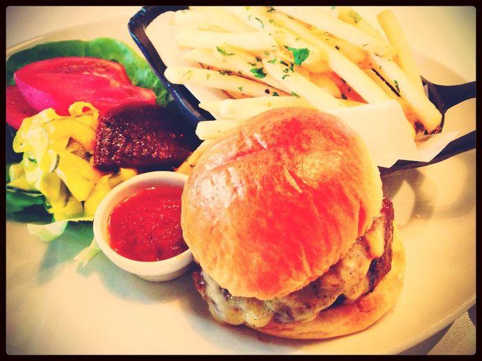 Avocado Hamburger First Eyeem Photo