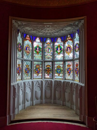 Strawberry Hill House Neogothic Palace Architecture Interior Design History Alexander Pope
