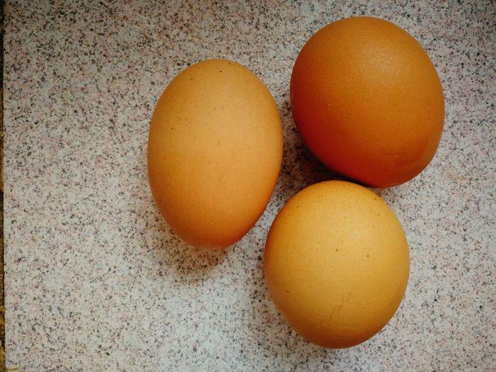 Eggs Eggshells