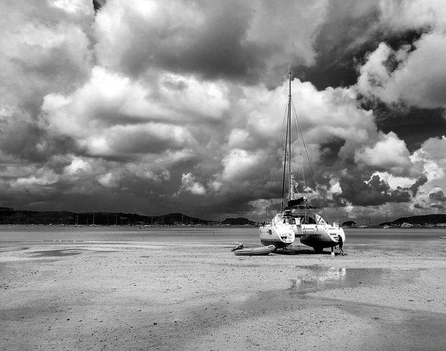 Low tide Cloud